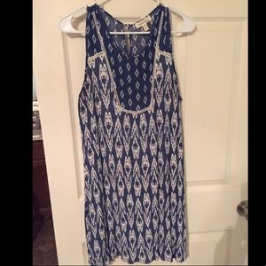 Monteau Shift Dress